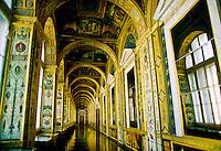 Gallery of Raphael, Hermitage Museum, St. Petersburg, Russia