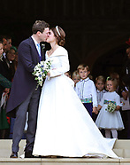 Princess Eugenie & Jack Brooksbank Wedding 2
