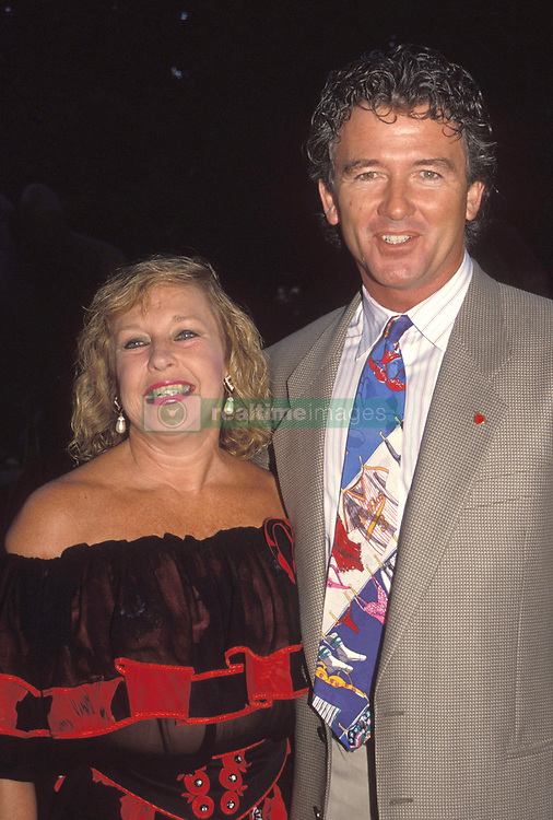 Aug 05, 1959 - Los Angeles, CA, USA - American television actor PATRICK DUFFY (born March 17, 1949 in Townsend, Montana) and wife are shown in an undated photo (Credit Image: © Kathy Hutchins/ZUMA Press)