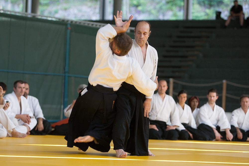 Aikido Demonatration