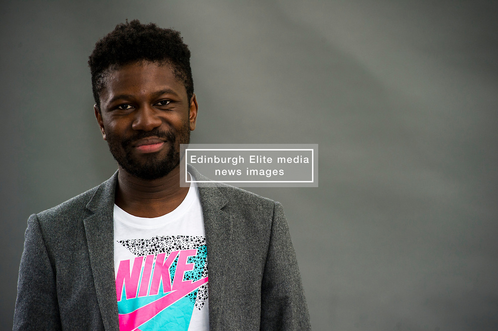 Pictured: Michael Donkor<br /> <br /> <br /> <br /> Donkor was born in London to a Ghanaian household. He completed his bachelor's degree in English at Wadham College, Oxford, as well as a Master's in Creative Writing at University of London. At the University of Oxford he was one of only 21 black students in his year. At the University of London he was supervised by Andrew Motion.<br /> <br /> Ger Harley | EEm 11 August 2018