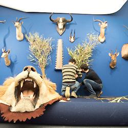 Anteprima del nuovo Museo delle Culture - MUDEC a Milano <br /> Foto Piero Cruciatti / LaPresse<br /> 26-03-2015 Milano, Italia<br /> Cultura<br /> Anteprima della mostra &quot;Mondi a Milano. Culture ed esposizioni 1874-1940&quot;<br /> <br /> Preview of the new Museo delle Culture - MUDEC in Milano<br /> Photo Piero Cruciatti / LaPresse<br /> 26-03-2015 Milan, Italy<br /> Culture<br /> Preview of the &quot;Mondi a Milano. Culture ed esposizioni 1874-1940&quot; exhibition