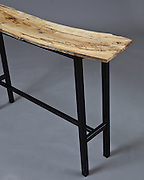 """Untitled (table) wood, 48"""" W x 32"""" H x 15"""" D"""