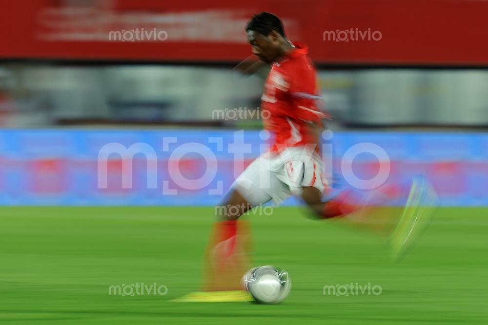 Fussball Euro 2012 Qualifikation  Oesterreich - Deutschland David ALABA (AUT).