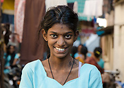 Portrait, Streets of Chennai