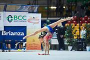 Eleonora Tagliabue of Team Italia during a training session in Desio, 08 February 2020.