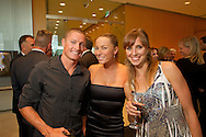 VIP Dinner. 2012 Ironman Melbourne. Asia-Pacific Championship. Hosted By USM Events. 22/03/2012. Photo By Lucas Wroe.