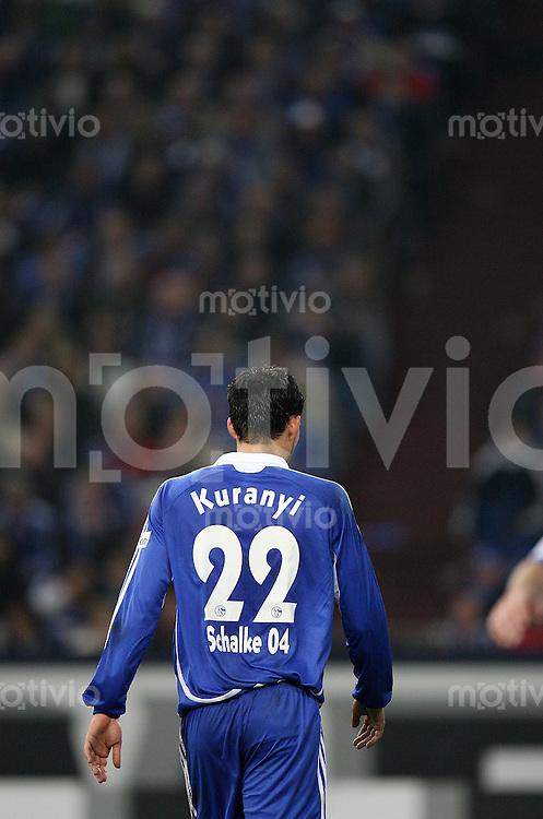 Fussball  1. Bundesliga  Saison 2006/2007 Kevin KURANYI (FC Schalke 04)