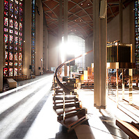 Sir Basil Spence's Coventry Cathedral