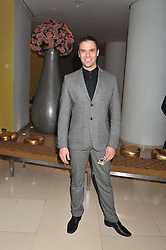 JOSEPH MILLSON at an after show party following the opening night of All New People held at the St.Martin's Lane Hotel, London on 28th February 2012.