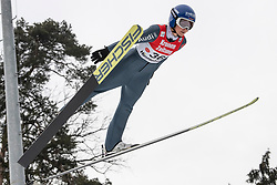02.02.2019, Energie AG Skisprung Arena, Hinzenbach, AUT, FIS Weltcup Ski Sprung, Damen, Wertungsdurchgang, im Bild Carina Vogt (GER) // during the woman's Competition Jump of FIS Ski Jumping World Cup at the Energie AG Skisprung Arena in Hinzenbach, Austria on 2019/02/02. EXPA Pictures © 2019, PhotoCredit: EXPA/ Reinhard Eisenbauer