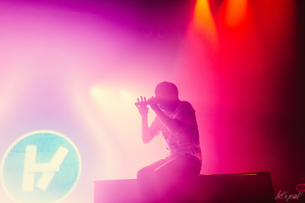 Twenty One Pilots perform at House of Blues Chicago on Friday, November 29, 2013