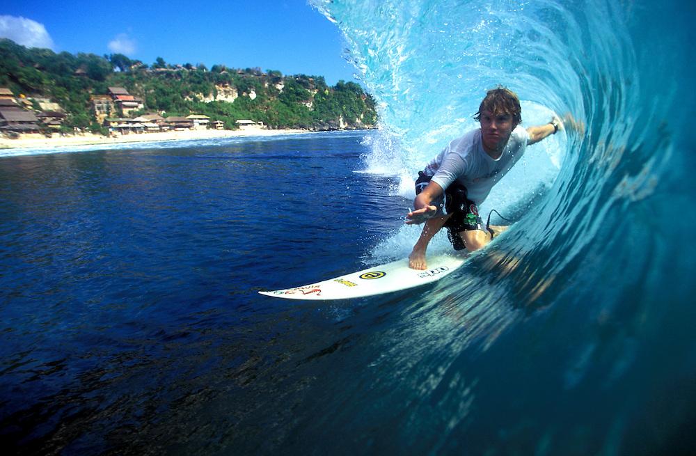 Michael Hoult, Bigin, Bali.