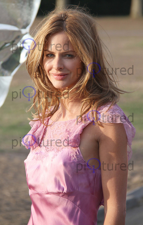 Trinny Woodall Elephant Parade And Auction Celebrity And Red Carpet Pictures