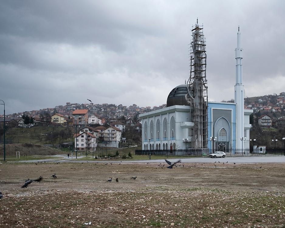 Istiqlal Mosque at Otoka, Sarajevo, 2009