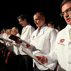 CMED White Coat ceremony 2014