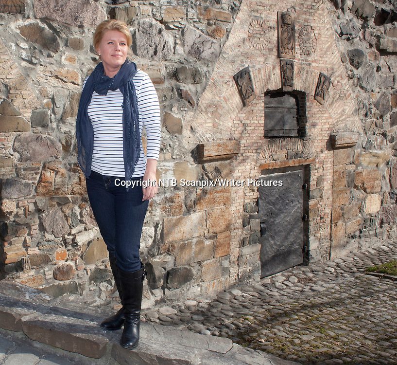 OSLO  20120329. Forfatter Ann Rosman kommer ut med sin andre bok Sjelekisten som har blitt en stor suksess i Sverige.<br /> Foto: Morten Holm /  SCANPIX<br /> <br /> NTB Scanpix/Writer Pictures<br /> <br /> WORLD RIGHTS, DIRECT SALES ONLY, NO AGENCY