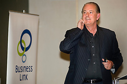 Be Inspired with Martyn Ware Business Link Yorkshire Event held at the Millenium Galleries Sheffield Tuesday 23rd February 2010 Image Copyright Paul David Drabble