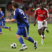 NLD/Amsterdam/20080808 - LG Tournament 2008 Amsterdam, Ajax v Arsenal, Emmanuel Adebayor