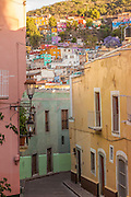 City of Guanajuato, Central Mexico