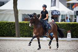 Verwimp Jorinde, BEL, Kastar Hof Ter Zeedycke d'12<br /> Aachen 2018<br /> © Hippo Foto - Sharon Vandeput<br /> 19/07/18