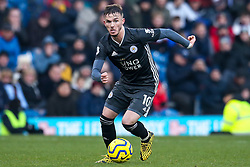 James Maddison of Leicester City - Mandatory by-line: Robbie Stephenson/JMP - 19/01/2020 - FOOTBALL - Turf Moor - Burnley, England - Burnley v Leicester City - Premier League