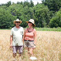 Extrovert Ami Gignac and introvert Tim Fox are an ideal match for small farm success.