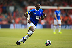 Yannick Bolasie of Everton in action - Mandatory by-line: Jason Brown/JMP - 24/09/2016 - FOOTBALL - Vitality Stadium - Bournemouth, England - AFC Bournemouth v Everton - Premier League