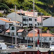 Ambiance du Port d'Horta