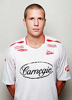 portrett tippeligaen 2008<br /> 10.1.08 Fredrikstad FK , FFK<br /> Patrik Gerrbrand