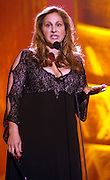 Kathy Najimy rehearsals at the first ever CMT Flameworthy Video Music Awards at the Gaylord Entertainment Center in Nashville Tennesee. 6/12/02<br /> Photo by Rick Diamond/PictureGroup.
