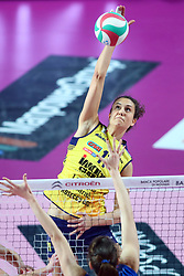 09-12-2017 ITA: Igor Gorgonzola Novara - Imoco Volley Conegliano, Novara<br /> Anna Danesi #11 of Imoco Volley Conegliano<br /> <br /> *** Netherlands use only ***