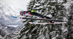 20.01.2018, Heini Klopfer Skiflugschanze, Oberstdorf, GER, FIS Skiflug Weltmeisterschaft, Einzelbewerb, im Bild Andreas Stjernen (NOR) // Andreas Stjernen of Norway during individual competition of the FIS Ski Flying World Championships at the Heini-Klopfer Skiflying Hill in Oberstdorf, Germany on 2018/01/20. EXPA Pictures © 2018, PhotoCredit: EXPA/ Peter Rinderer