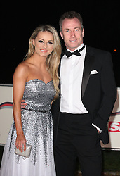 OLA AND JAMES JORDAN during the Millies Awards, The National Maritime Museum, London, United Kingdom. Wednesday, 11th December 2013. Picture by i-Images