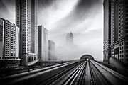 Dubai Metro, U.A.E., 2014
