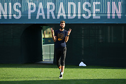 March 8, 2019 - Indian Wells, USA - Benoit Paire (Credit Image: © Panoramic via ZUMA Press)