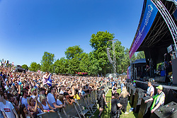 Kyle Falconer plays the King Tuts stage, on Saturday 30th June at TRNSMT 2018.