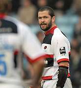 Twickenham, GREAT BRITAIN, during the Guinness Premiership game Harlequins [Quins] vs Saracens, Andy FARRELL at the Stoop, Middx, 22/12/2007  [Mandatory Credit Peter Spurrier/Intersport Images]
