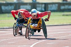 HUG Marcel, SUI, 400m, T54, 2013 IPC Athletics World Championships, Lyon, France