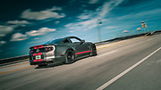 My first automotive composite of a Shelby GT 500 on a different background.  Photography by Jeffrey A McDonald