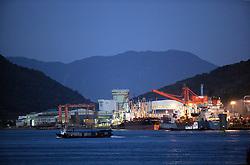 SOUTH KOREA MASAN 29OCT07 - View of Mazan port, South Korea...jre/Photo by Jiri Rezac..© Jiri Rezac 2007..Contact: +44 (0) 7050 110 417.Mobile:  +44 (0) 7801 337 683.Office:  +44 (0) 20 8968 9635..Email:   jiri@jirirezac.com.Web:    www.jirirezac.com..© All images Jiri Rezac 2007 - All rights reserved.