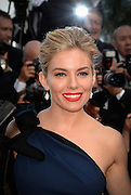 SIENNA MILLER - OPENING THE 68th CANNES FILM FESTIVAL - RED CARPET ' HIGH HEAD '<br /> ©Exclusivepix Media