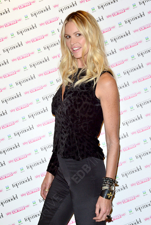 19.JUNE.2012. LONDON<br /> <br /> BRITAIN &amp; IRELAND'S NEXT TOP MODEL - PRESS LAUNCH<br /> TUESDAY, JUNE 19, 2012<br /> CLARIDGES, BROOK STREET, MAYFAIR, LONDON, W1K 4HR ELLE MACPHERSON, JULIEN MACDONALD,  WHITNEY PORT AND TYSON BECKFORD ATTEND THE LAUNCH OF SKY LIVING'S MODE<br /> <br /> BYLINE: JOE ALVAREZ/EDBIMAGEARCHIVE.CO.UK<br /> <br /> *THIS IMAGE IS STRICTLY FOR UK NEWSPAPERS AND MAGAZINES ONLY*<br /> *FOR WORLD WIDE SALES AND WEB USE PLEASE CONTACT EDBIMAGEARCHIVE - 0208 954 5968*