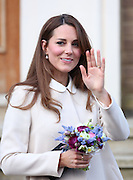 THE DUKE AND DUCHESS OF CAMBRIDGE ATTEND A CHARITY EVENT IN BUCKINGHAMSHIRE.19.3.13.PIX STEVE BUTLER
