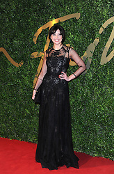 Daisy Lowe arriving at the British Fashion Awards in London, Monday, 2nd December 2013. Picture by i-Images