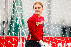 Sophie Baggaley of Bristol City - Mandatory by-line: Ryan Hiscott/JMP - 14/10/2018 - FOOTBALL - Stoke Gifford Stadium - Bristol, England - Bristol City Women v Birmingham City Women - FA Women's Super League 1