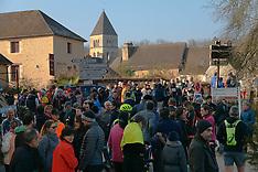 1 - Départ de Saint-Léon-sur-Vézère