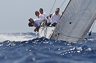 SPAIN, Cartagena. 28th August 2011. AUDI MedCup, Region of Murcia Cartagena Trophy. Soto 40, NGONI.