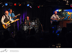 Kiwi singer/songwriters Don McGlashan & Dave Dobbyn perform together at the Basement, Sydney.