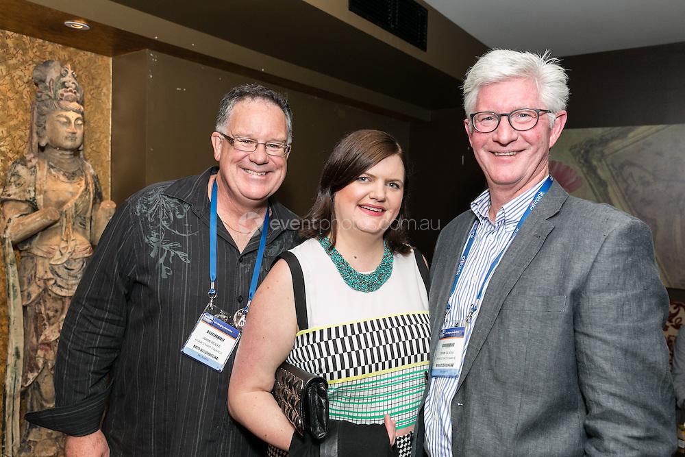 Welcome Reception. MFAA Convention 2014. East Broadbeach. Photo: Pat Brunet/Event Photos Australia